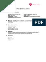 Plan de evaluación Gladys Campos Olate.docx