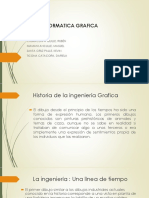 Trabajos de III Ciclo 2018 Ingenieria Grafica