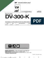 Pioneer Dv 300 k