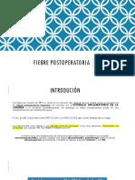 FIEBRE POSTOPERATORIA.pptx