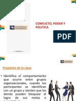 15 Conflicto, Poder y Politica