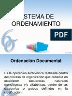 Anexo 13 - Sistemas de Ordenamiento