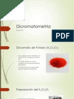 Dicromatometría