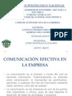 Comunicacion Efectiva de Empresas