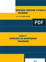 4q Maintaining & Repairing Computer Systems and Networks