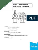 Problemas Cinemático de Mecanismos de 4 Eslabones-convertido.docx
