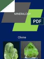 Mineralogy 2