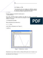 Graficos en 2D en Matlab