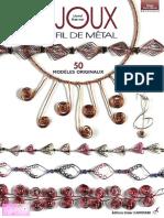Lionel Hoerner - Bijoux en Fil Métal _ 50 Modèles Originaux