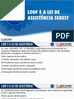 LODF e Lei de Assistência Sedest