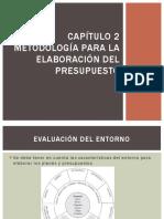 Capítulo 2 Metodología Para La Elaboración Del Presupuesto (2)