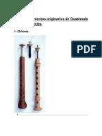 Los 6 instrumentos originarios de Guatemala más importantes.docx