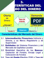 IE-3 (Características Del Mercado Del Dinero)