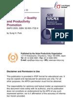 Six Sigma Book PDF Form