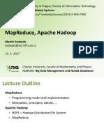 Lecture 12 MapReduce