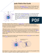 Magnetic Field of the Earth.docx