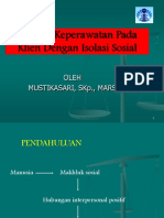 Askep Isolasi Sosial(b.titi)