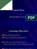 Latent Heat (3)