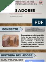 Los Adobes (en Proceso)