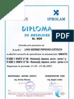 Simatic Diploma