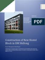 255825015 Project Management Final Report 1