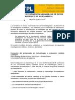 INVESTIGACIONES EN ANÁLISIS DE DATOS CUALITATIVO.docx