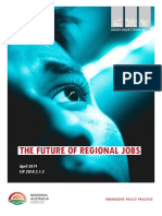 Future Regional Jobs Booklet