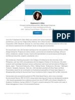 Profile LinkedIn 1