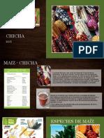 bebida brevaje fermentacion de la chicha peruana