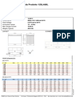 Data sheet FIAMM 12SLA80L