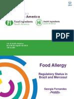 Allergen South America