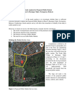 A Needs Analysis for Proposed Public Market Print