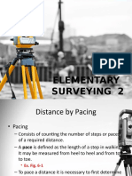 Elementary Surveying topic 2