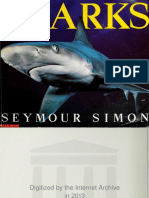 Seymour Simon - Sharks-Scholastic Inc. (1995)