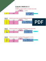 Cálculo del tamaño de muestra.xls