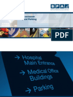 Hospital Parking Charter