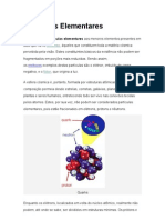 Partículas Elementares