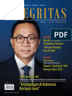 Integritas Edisi 30 - April 2018
