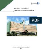 PEDOMAN  PELAYANAN  LAB PK.doc
