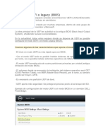 BIOS vs UEFI