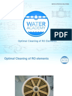 RO Cleaning Overview