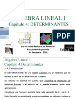 Cap 04 Algebra Lineal i 2009