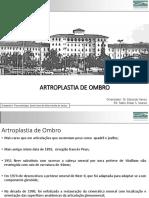 Artroplastia de Ombro