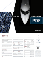 FactSheet CRJ Series CRJ900