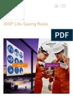 IOGP Report # 459 Life-Saving Rules