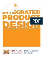 M Des Engg Product Design