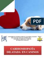 CARDIOMIOPATÍA DILATADA EN CANINOS