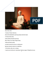 1048. Buddhist Prayer (Pali+ Eng+ Bur)