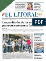 El Litoral Mañana 09-04-2019