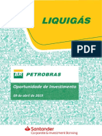 Teaser Oportunidade de Investimento Liquigas Portugues
